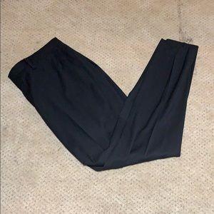 Saks fifth avenue black suit pants